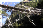Hilleray Bridge - Khumbu, Nepal